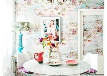 Jessica-Zoob-Pleasure Gardens Wallcovering Bloom