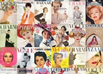 magazine covers tapeta