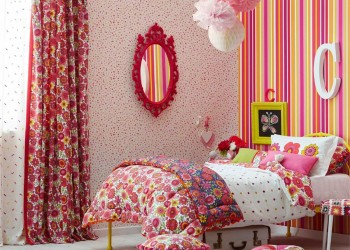 Scion-Guess-who-bloomin-lovely-fabric-lots-of-dots-wallpaper-jelly-tots-stripe-wallpaper