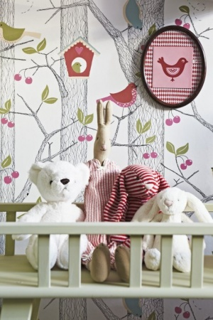 pokoje dziecinne