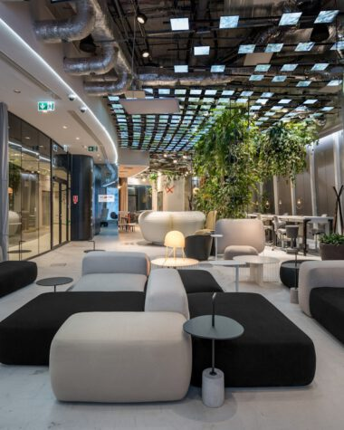 Eco biuro w Warszawie